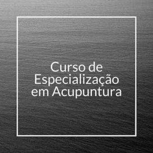 Curso para Médicos de Acupuntura em Sao Paulo