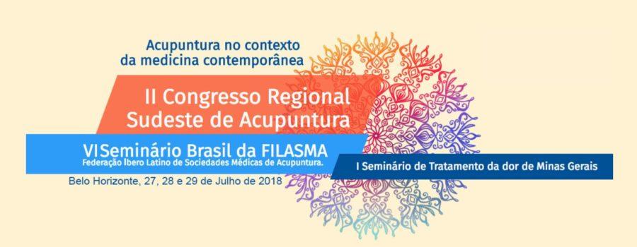 II Congresso Regional Sudeste de Acupuntura
