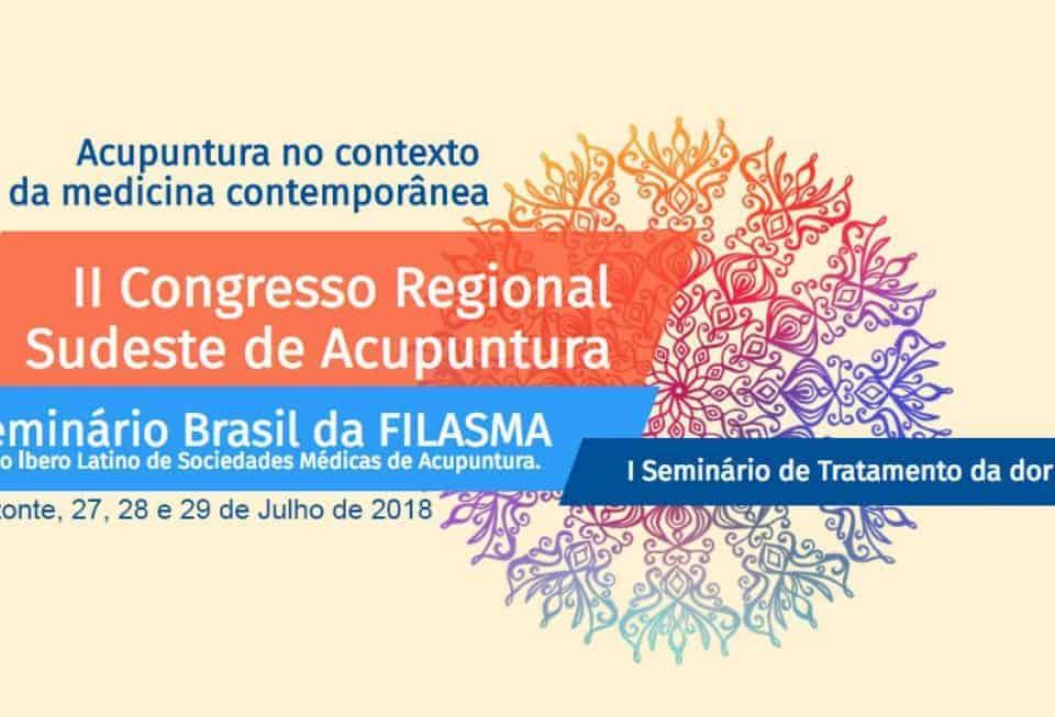 Congresso Regional Sudeste Acupuntura Marcus Pai